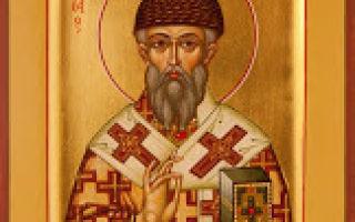 3 самых сильных молитвы спиридону тримифунтскому