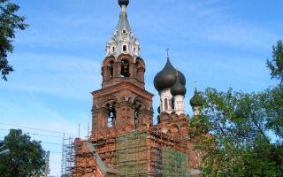 Храм на полтавской в нижнем новгороде: как его найти, какова история и как узнать контактные данные
