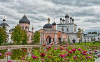 Описание мужского монастыря святая вознесенская давидова пустынь