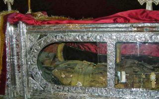 Храмы в москве, хранящие мощи и чудотворные иконы святого спиридона тримифунтского