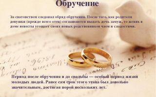 Что такое в россии помолвка и по каком сценарию она обычно проходит