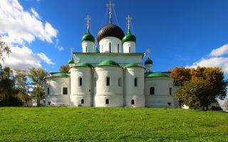 История и достопримечательности феодоровского женского монастыря, расположенного в переславле-залесском