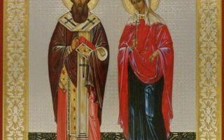 Икона «киприан и устинья»: как молиться, значение и чем поможет