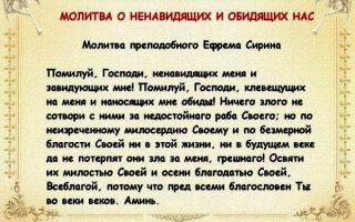 Молитва о ненавидящих и обидящих нас, толкование епископа брянчанинова, в чём важность молитвы за врагов