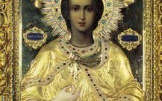 Монастырь пантелеймона целителя на афоне