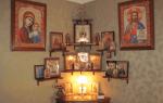 Обязательные иконы какие должны быть в православном доме