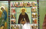 Где находится икона чудотворца александра свирского, как читать икону, житие и чудеса