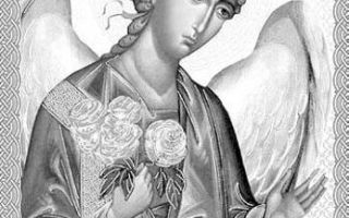 Молитва архангелу варахиилу – очень сильная защита