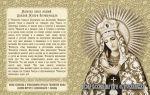 Икона остробрамская: значение и в чем помогает, молитва богородице остробрамской