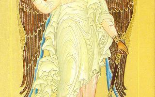 Молитва ангелу-хранителю благодарственная