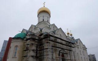 Возведение храма андрея рублева в раменках: от идеи до проводимых в настоящее время богослужений