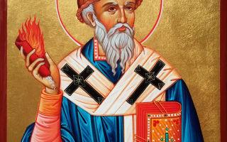 Молитва о помощи в делах святому спиридону тримифунтскому чудотворцу, текст