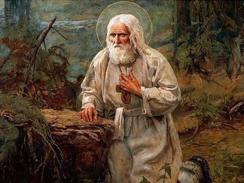 Молитва Серафиму Саровскому о замужестве девицы, женщины, дочери