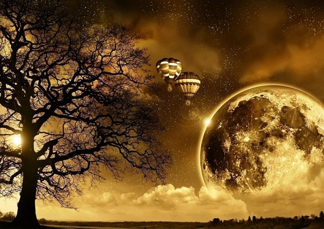 Порча на луну: как определить и снять