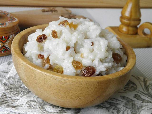 Как правильно приготовить кутью на поминки из риса