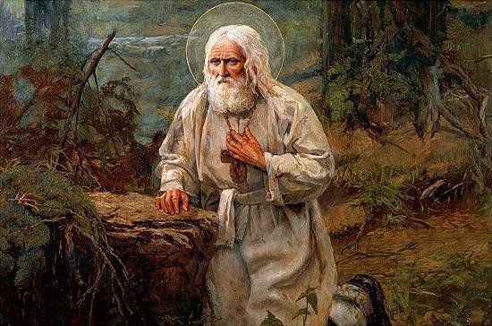 Пророчество и предсказание Серафима Саровского