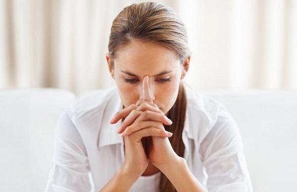 Молитва о душевном покое, когда очень плохо на душе