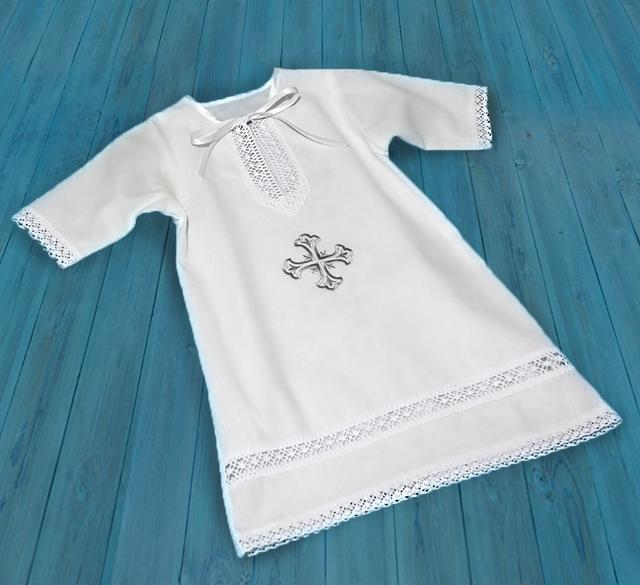 Список, что нужно брать для крещения мальчика крестному отцу и матери