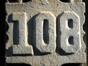 108 священное число в буддизме