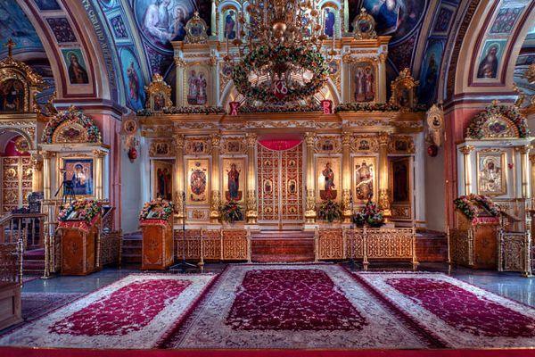 Собор Матроны в Москве: часы работы, адрес, история