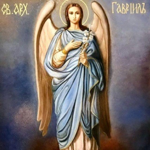 Молитвы архангелам по дням недели