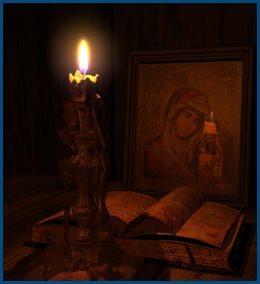 Молитва от бессонницы у взрослого Богу, Николаю чудотворцу, семи отрокам Ефесским