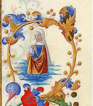 Мощи Марии Магдалины