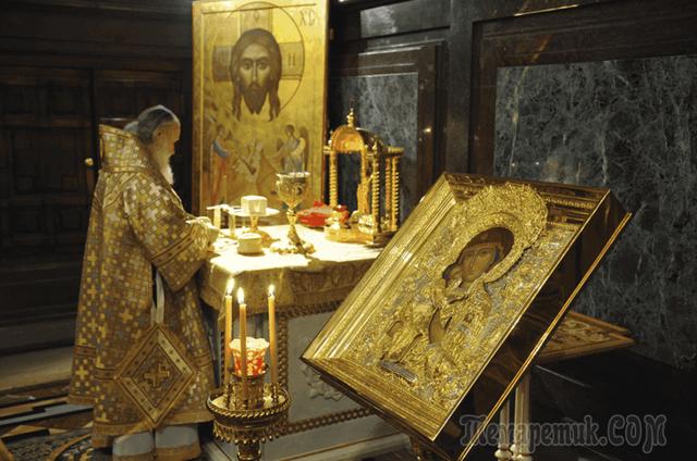 Как самостоятельно в церкви снять с себя сглаз и порчу