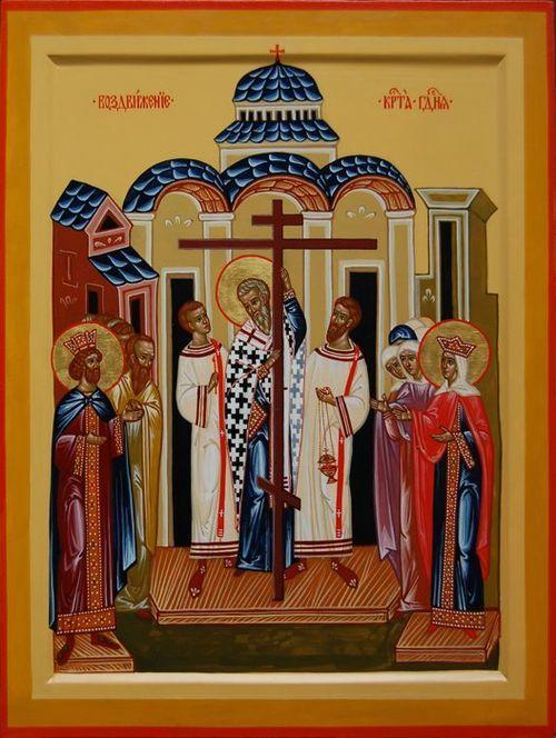 Икона святой Елены