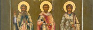 Икона Гурий, Самон и Авив, значение и в чем помогает