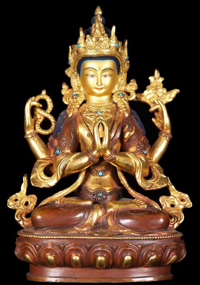 Боги буддизма, список и описание