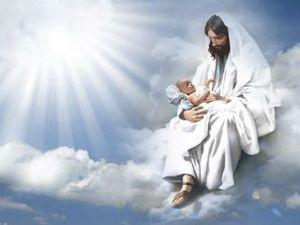 Молитва о даровании ребенка к Господу