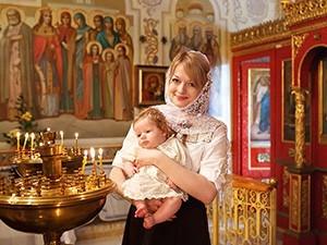 Молитва о крестниках