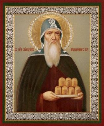 Просфорники Спиридон и Никодим: икона, молитвы, житие