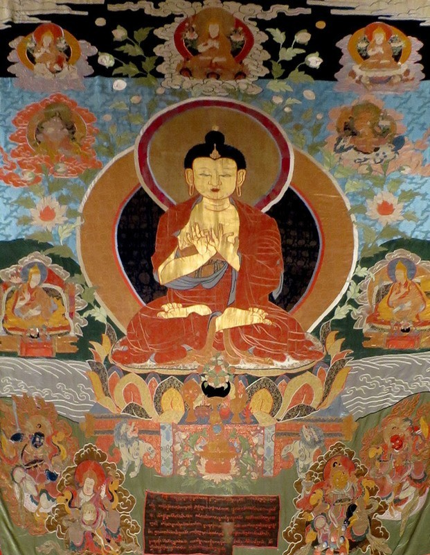 Основатель буддизма и основные идеи