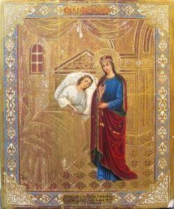 Молитва Божьей Матери Целительница в чем помогает и о чем молятся