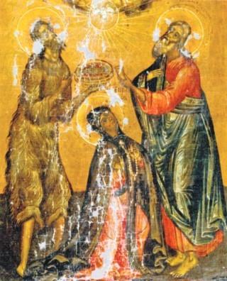 Житие Иоанна Крестителя