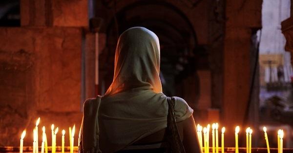 Молитва от головной боли Иоанну Предтече
