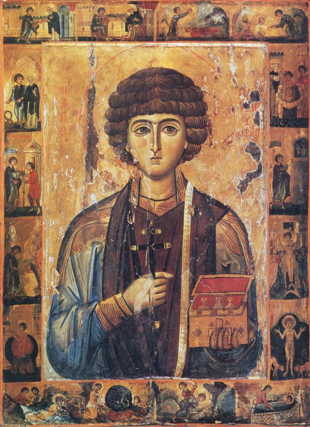 Икона святого Пантелеймона Целителя, как молиться, в чем помогает