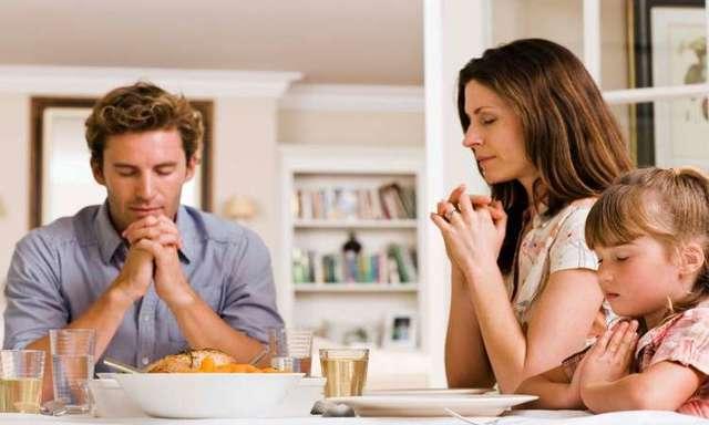 Молитва о сохранении семьи Господу Богу