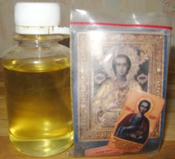 Масло Пантелеймона целителя как использовать