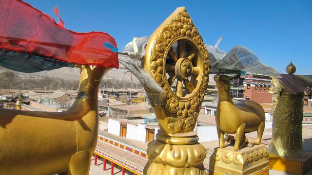 Основные направления буддизма: хинаяна, махаяна, ваджраяна