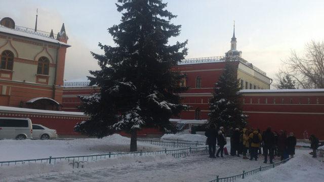 Покровский монастырь святой Матроны: адрес, как доехать, график работы