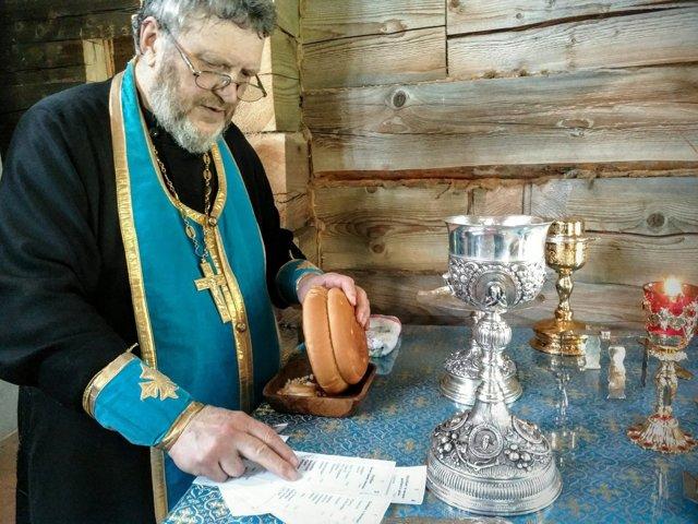 Молебен Спиридону Тримифунтскому: благодарственный, о работе, как заказать