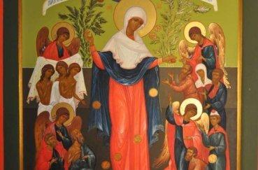 Молитва Пресвятой Богородице о здравии болящего сильная