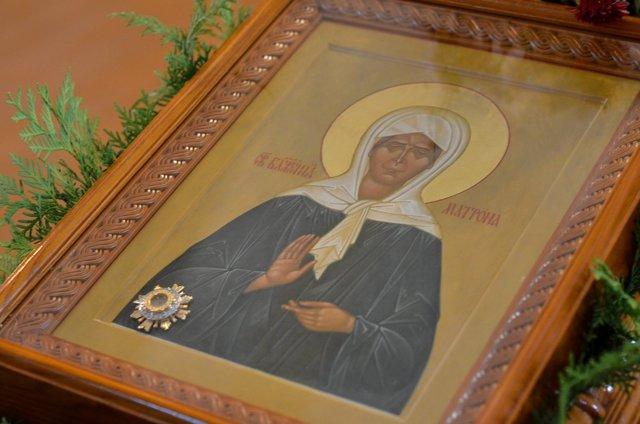 Образец как правильно написать записку святой Матроне о здравии и помощи