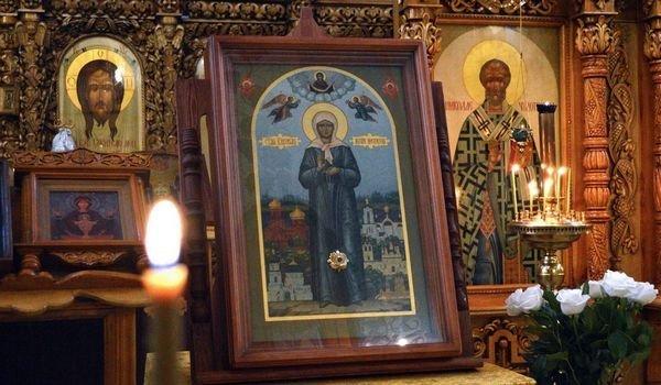 Молитва о сохранении брака святой Матроне Московской