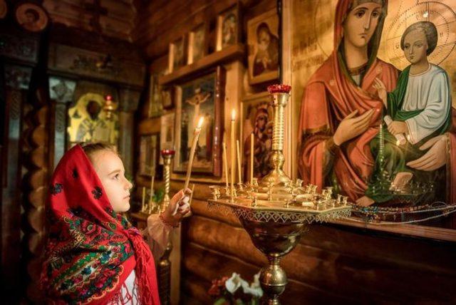 Молитва Богородице Всецарице об исцелении болящих