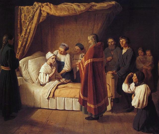 Молитва Господу перед операцией
