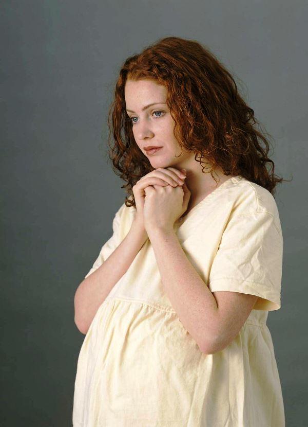 Молитва беременной женщины Господу Иисусу Христу
